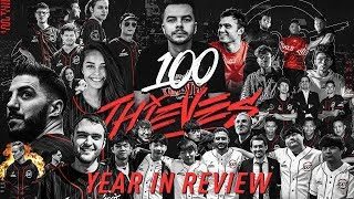 2018 YEAR IN REVIEW | 100 THIEVES