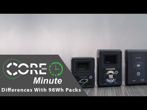 Core Minute: Differences Between the 98Wh Models