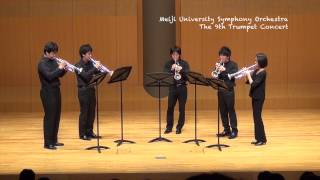明治大学交響楽団 3 Cityscapes / E.Morales