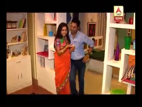 Lets have a look of Diya and Arya's 'Relationship Chemistry' in serial 'Deep Jele Jai'