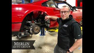Ferrari 328 Buyer's Guide | Adam Merlin