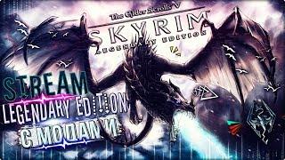 Отголоски и Маски Жрецов - TES V: Skyrim Legendary Edition mods [ВЕЧЕРНИЙ STREAM]