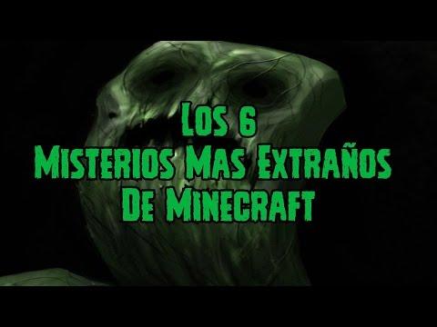 Los 6 Misterios Mas Extraños De Minecraft