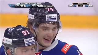Великолепная восьмёрка – Позитивы 10 сезона КХЛ