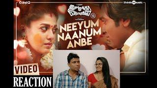 Malayalees Reacting to Imaikkaa Nodigal   Neeyum Naanum Anbe   Vijay Sethupathi, Nayanthara