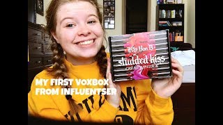 UNBOXING MY FIRST VOXBOX | Alyssa Michelle - Video Youtube