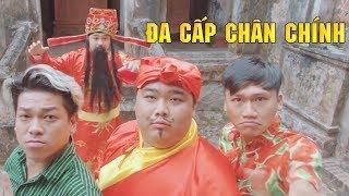 Miếu Thần Cà Tưng - Phim Hài Mới Hay Nhất 2017 - Xuân Nghị, Thanh Tân, Duy Phước