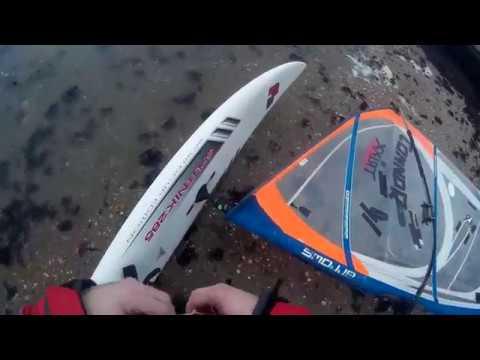 F2 windsurfing promotional video 1985 - смотреть онлайн на Hah Life