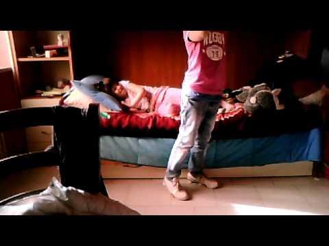 Sesso in calze con un video matura