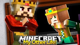 My Other Life #7-MOM AND DAD ARE GETTING A DIVORCE? (Minecraft Roleplay)