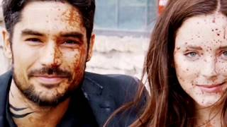 Madison Davenport and DJ cotrona | Ocean Eyes