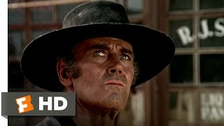 Once Upon A Time In The West (58) Movie CLIP   That Strange Sound Right Now (1968) HD