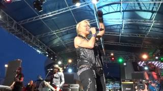 DORO PESCH Burning The Witches by RANDY GILL Monsters Of Rock Cruise 2014