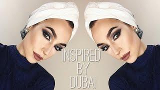 FFWD DUBAI inspired Make Up | How I do my turban