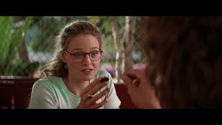 Dr. Eleanor Arroway Meets Palmer Joss, Who Gives Her A Compass | Contact (1997)