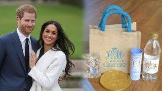 Suvenir Pernikahan Pangeran Harry-Meghan Dilelang Online, Sudah Ditawar Capai Rp 18 Juta