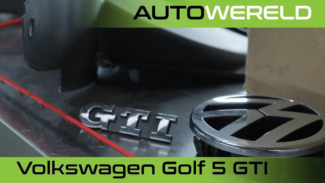 Hoe maak je een Volkswagen Golf GTI fabrieksnieuw? | Stipt Polish Point