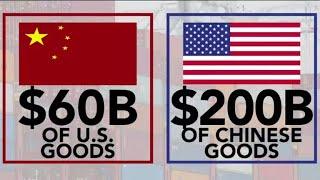 Trade war escalates as China puts new tariffs on U.S. products