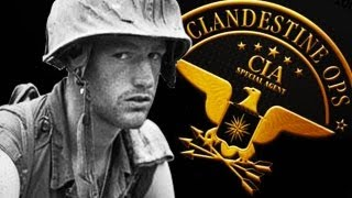The CIAs Secret Operations In Laos During The Vietnam War  Documentary 1970