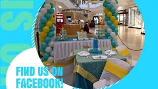 Tomorrow Is The Last Day To View The  Rubber Ducky Baby Shower Theme!  Stop By Pheasant Lane Mall T…