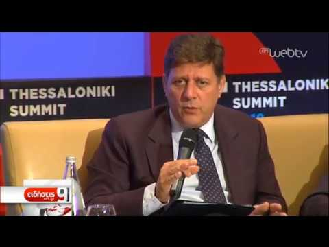 Τουρκικό «φάλτσο» στο «Thessaloniki Summit» – Απάντηση Βαρβιτσιώτη | 14/11/2019 | ΕΡΤ