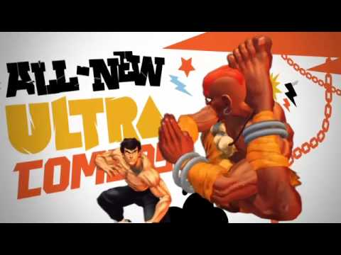 Super Street Fighter IV's TV Spot Is Stylin'
