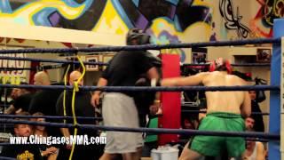Muay Thai Chingasos Team Florez Muay Thai Gym
