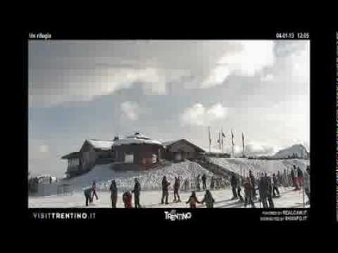 Alpe Cermis - Cavalese - Timelapse - Gennaio 2013