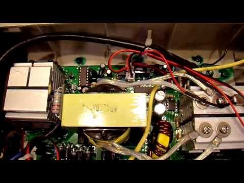 Cobra 2500 Watt Inverter CPI2575 Unboxing and Review - The Repair part 2