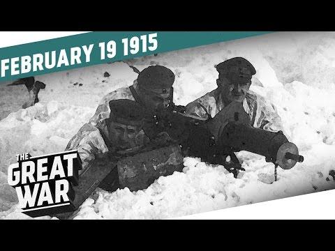 Vzpoura - Velká válka