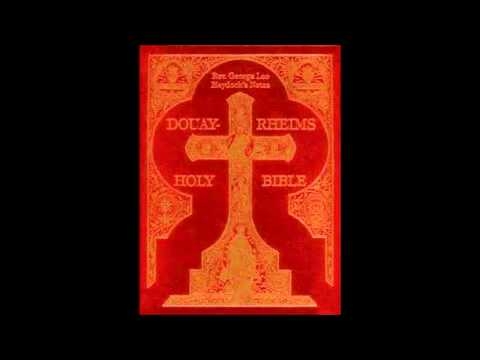 Free Catholic Douay-Rheims New Testament Audio Bible