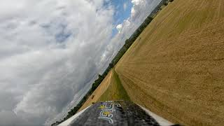 24th July 2020 - Easystar Floating around the field with DJI FPV System