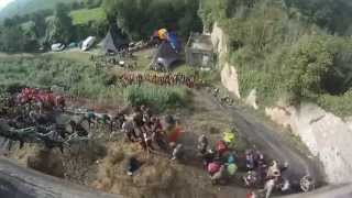 preview picture of video 'GoPro HD HERO : Frappadingue Montreuil-sur-Mer OPALE X'TREM 2013'