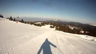 Kopaonik - Pancicev Vrh (staza 4B)