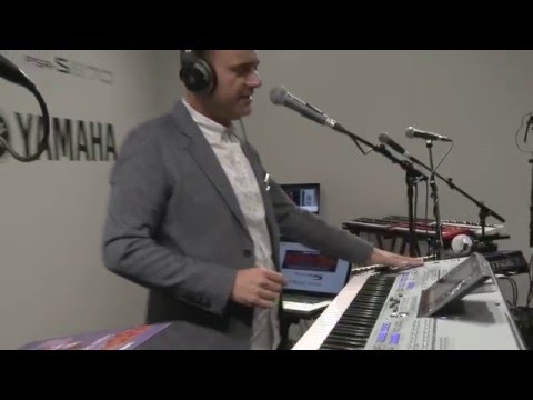 Yamaha verlängert Entertainer Gold für Tyros 5