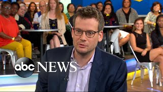 John Green Discusses His New Book Turtles All The Way Down
