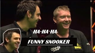 SNOOKER !!! EXTREME LEVEL OF | FUNNY BITS | :D