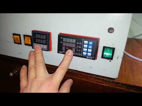 Предварительная сборка ИК паяльной станции - 3