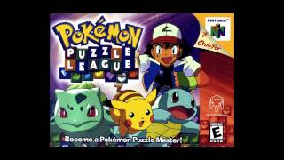 Pokémon Puzzle League - Ritchie: Danger! (Together Forever)