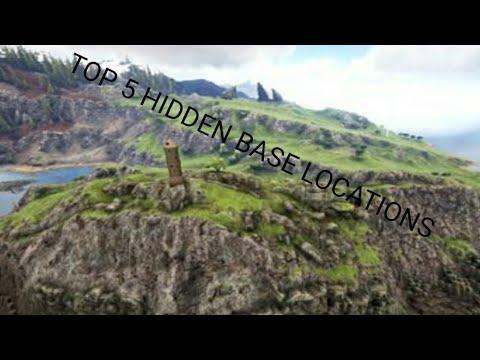 Download Ark Ragnarok All The Best Base Locations Video 3GP Mp4 FLV