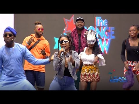 Tobi Bakre , Yung6ix, Crowd Knotroller, Dat Warri Girl , Ledo & Tosing - The Ogbonge Show