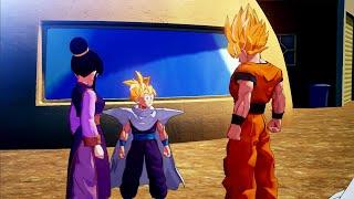 Dragon Ball Z Kakarot - Teased When Goten Was made!?  [60FPS HD]