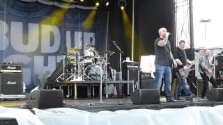 Evans Blue - Bulletproof LIVE Fiesta Oyster Bake San Antonio 4/16/16