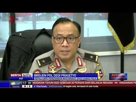 Kasus Polisi Terbakar di Cianjur, Pelaku Terancam 8 Tahun Penjara