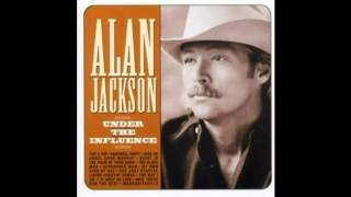 Alan Jackson  - A Little Bluer Than That.