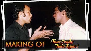 Making of Hum Aapke Hain Koun