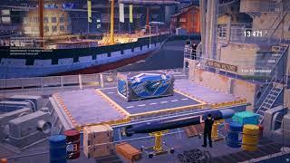 World of Warships 2018. Открываем кучу контейнеров...