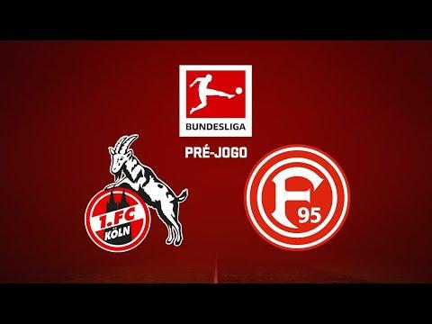 Köln x Fortuna Düsseldorf pela Bundesliga; veja o pré-jogo ao vivo!