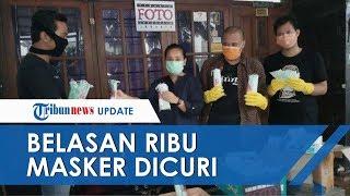 Belasan Ribu Masker di RSUD Pagelaran Cianjur Hilang Dicuri, Polisi: Ada Indikasi Orang Dalam