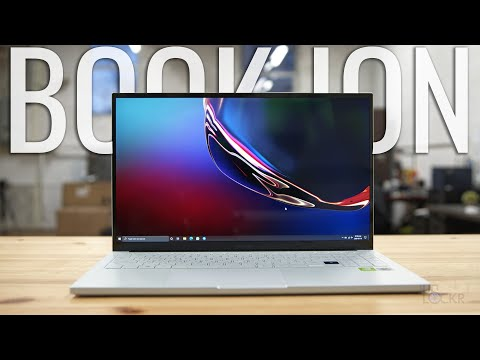 External Review Video 9vp46bjh_OY for Samsung Galaxy Book Ion 13 & 15 Ultra-Thin Laptops